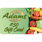 Gift Card ($50)